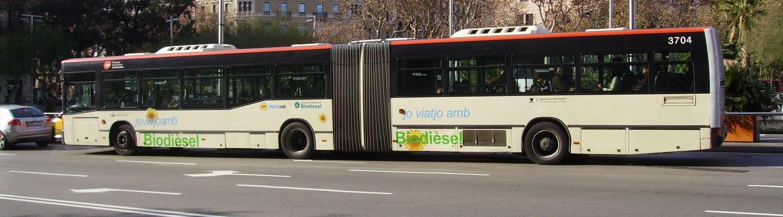 Bus Barcelona