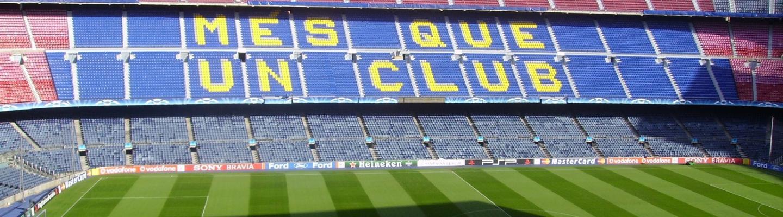 Camp Nou Tour Barcelona