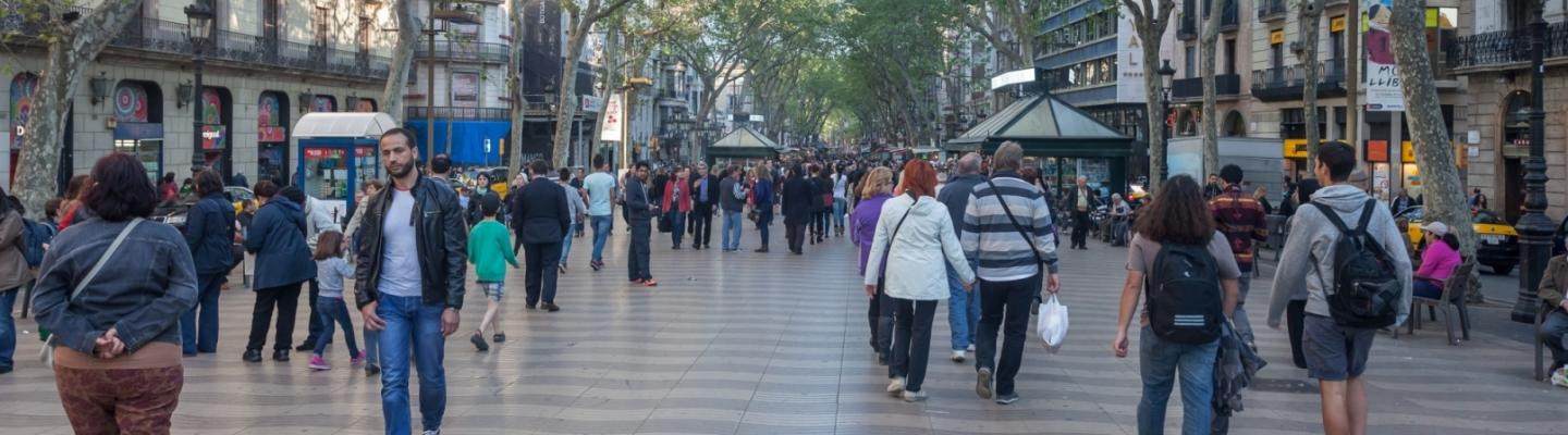 Shoppen in Barcelona