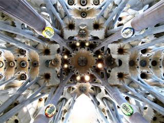 Sagrada Familia Bezienswaardigheid Barcelona