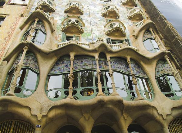Casa Battló Barcelona