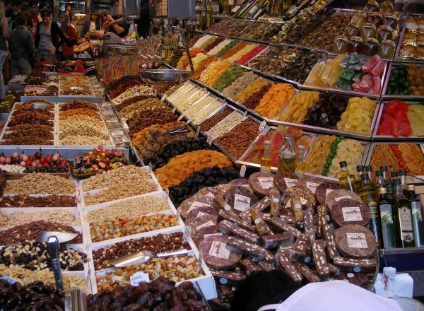 Markt Barcelona