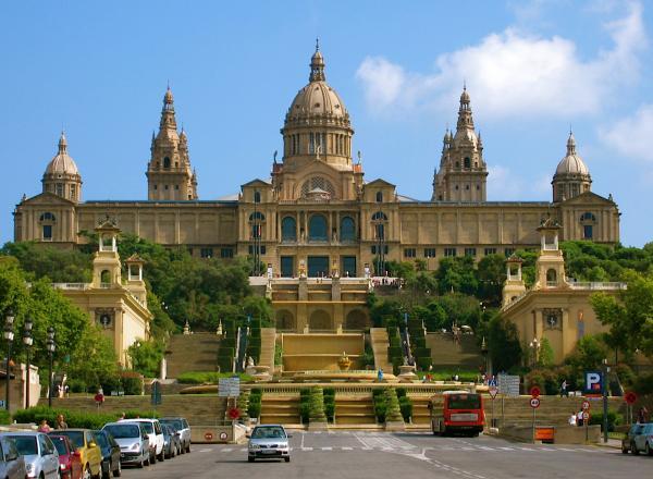 Nationaal Kunst Museum Barcelona