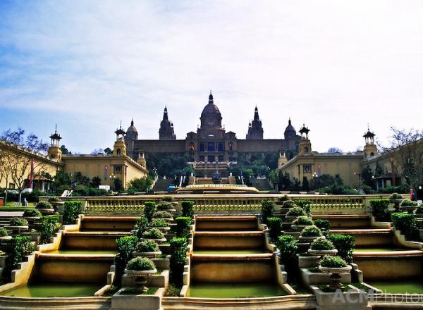 Museu Nacional d'Art de Catalunya (MNAC) Barcelona