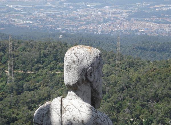Tibidabo bezienswaardigheid Barcelona